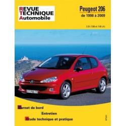TAP426 PEUGEOT 206 DE 1998 A 2009