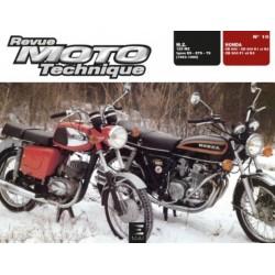RMT10 HONDA CB500-CD500 K1&K2-CBF500 F1&K3 / MZ 125 ES-ETS-TS 63-80