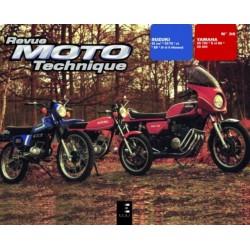 RMT36 SUZUKI 50 GT-TS-ER / YAMAHA XS 750-XS 850