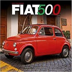 FIAT 500 2021 CALENDAR