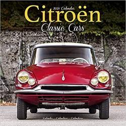 CITROEN CLASSIC 2021 CALENDAR