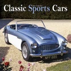 CLASSIC SPORTS CARS 2021 CALENDAR