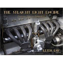 THE STRAIGHT EIGHT ENGINE,  POWERING