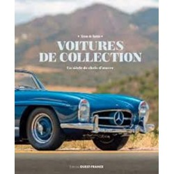 VOITURES DE COLLECTION UN SIECLE DE CHEFS-D'OEUVRE