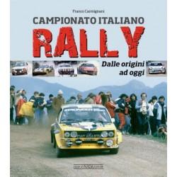 CAMPIONATO ITALIANO RALLY DALLE ORIGINI A OGGI