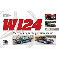 W124 MERCEDES-BENZ : LA PREMIERE CLASSE E
