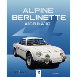 ALPINE BERLINETTE A108 & A110 - TOP MODEL