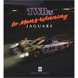 TWR'S LE MANS-WINNING JAGUARS