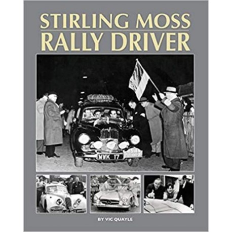 STIRLING MOSS - RALLY DRIVER