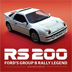 RS 200 FORD'S GROUP B RALLY LEGEND