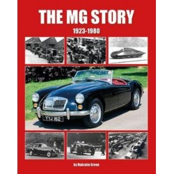 THE MG STORY 1923-1980