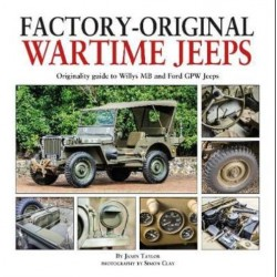 FACTORY-ORIGINAL WARTIME JEEPS