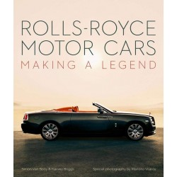 ROLLS-ROYCE MOTOR CARS MAKING A LEGEND