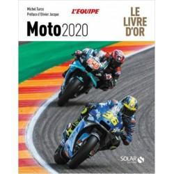 LE LIVRE D'OR DE LA MOTO 2020