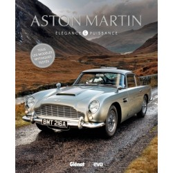 ASTON MARTIN - ELEGANCE ET PUISSANCE