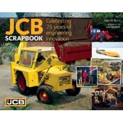 JCB SCRAPBOOK-CELEBRATING 75 YEARS OF ENGINEERING INNOVATION