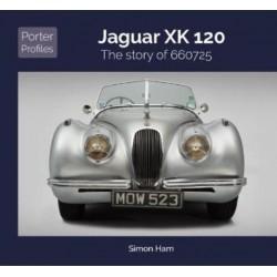 JAGUAR XK120 : THE STORY OF 660725
