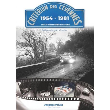 CRITERIUM DES CEVENNES 1954-1981