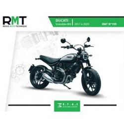 RMT199 DUCATI SCRAMBLER 800 2017-2020