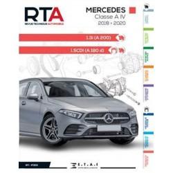RTA853 MERCEDES CLASSE A IV (2018 - 2020)