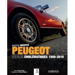 PEUGEOT 1950-2010 LES PLUS EMBLEMATIQUES