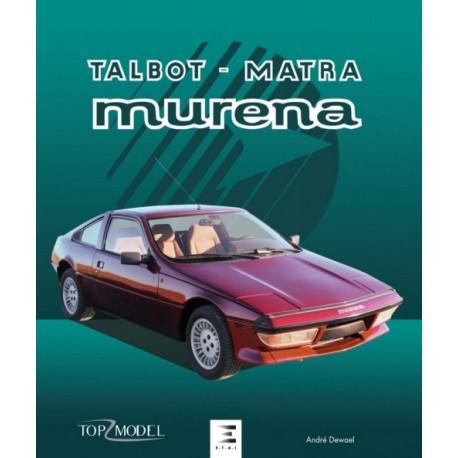 TALBOT MATRA MURENA - TOP MODEL (ETAI)