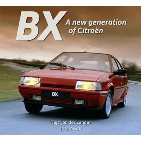 BX A NEW GENERATION OF CITROEN