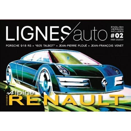 LIGNES / AUTO N°2