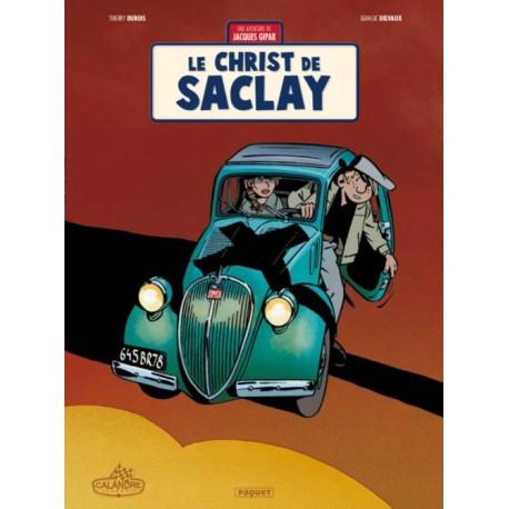LE CHRIST DE SACLAY - JACQUES GIPAR T9
