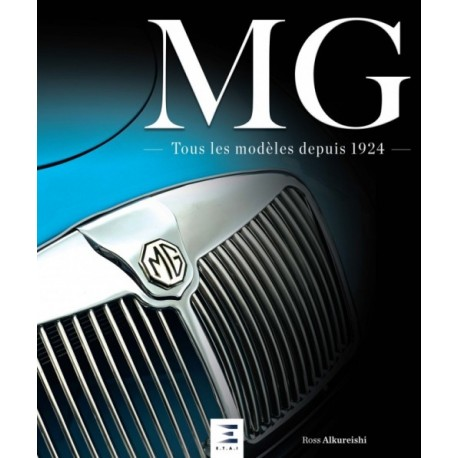 MG TOUS LES MODELES DEPUIS 1924