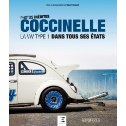 COCCINELLE LA VOLKSWAGEN TYPE 1 DANS TOUS SES ETATS