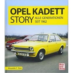 OPEL KADETT STORY