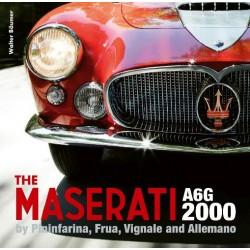 MASERATI A6G 2000 BY FRUA - PININFARINA - VIGNALE - ALLEMANO