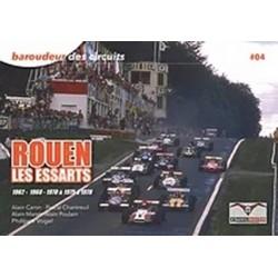 BAROUDEUR DES CIRCUITS N° 04 ROUEN LES ESSARTS '62-64-65-68-70-75-76-78