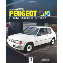 PEUGEOT 205 LE BEST-SELLER DE SOCHAUX