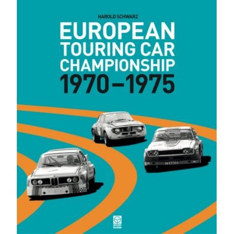 EUROPEAN TOURING CAR CHAMPIONSHIP 1970-1975