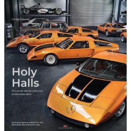 HOLY HALLS - ENGLISH