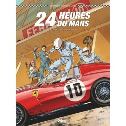 24 HEURES DU MANS 1961-1963 : RIVALITES ITALIENNES