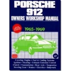 PORSCHE 912 1965-1966 OWNER'S WORKSHOP MANUAL