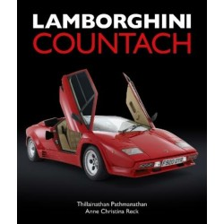 LAMBORGHINI COUNTACH - EVRO PUBLISHING
