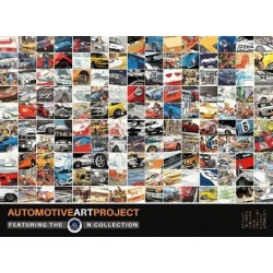 AUTOMOTIVE ART PROJECT : FEATURING THE N COLLECTION
