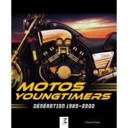 MOTOS YOUNGTIMERS GENERATION 1985-2000