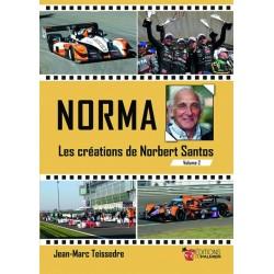 NORMA LES CREATIONS DE NORBERT SANTOS VOLUME 2