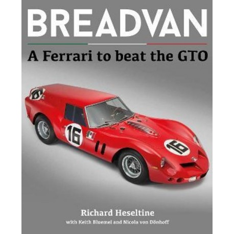 BREADVAN A FERRARI TO BEAT THE GTO