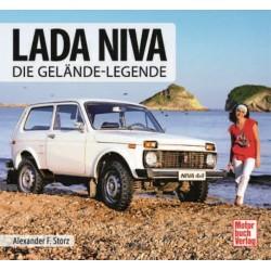LADA NIVA DIE GELANDE-LEGENDE