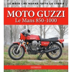 MOTO GUZZI LE MANS 850 - 1000