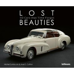 LOST BEAUTIES - 50 CARS THAT TIME FORGOT