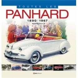 TOUTES LES PANHARD 1890 1967