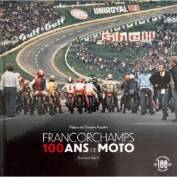 FRANCORCHAMPS 100 ANS DE MOTOS