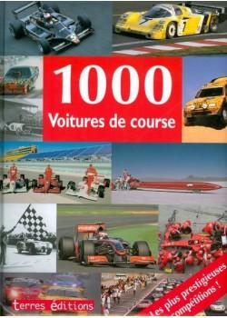 1000 VOITURES DE COURSE